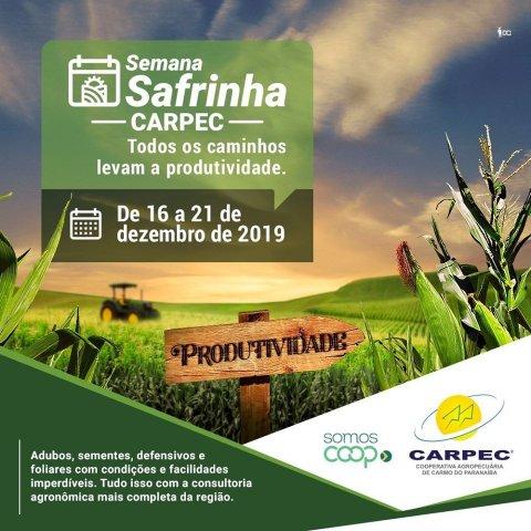 Semana Safrinha CARPEC 2019
