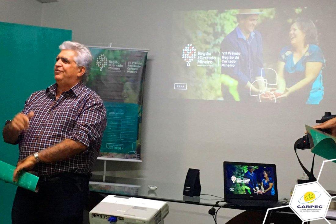 Lançamento VII Prêmio Região do Cerrado Mineiro
