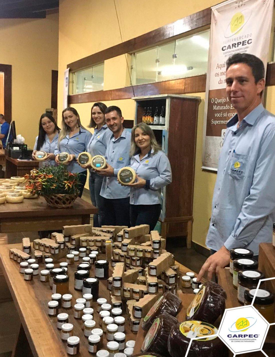 Lançamento da nova marca do Queijo Minas Artesanal Eudes Braga
