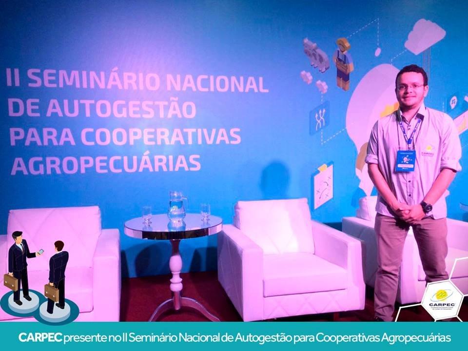 II Seminário Nacional Autogestão Para Cooperativas Agropecuárias
