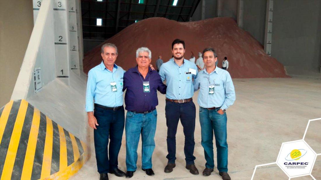 Inauguração do Fertilizantes Tocantins - Unidade Araguari/MG