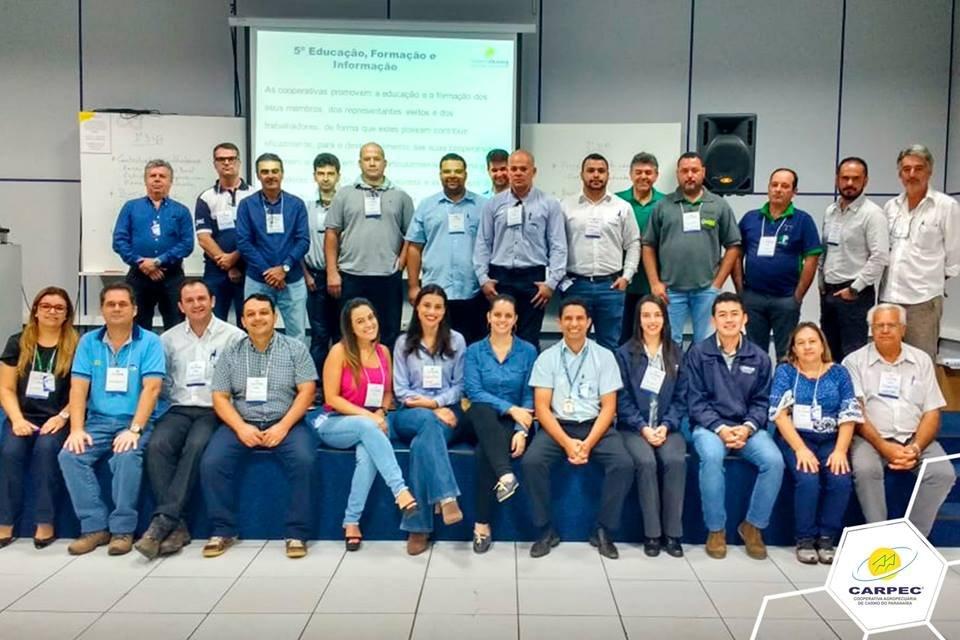 Treinamento Formacoop (Programa de Formação de Dirigentes e Gerentes de Cooperativas)