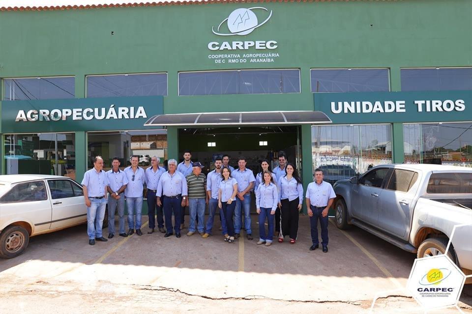 Novas instalações da CARPEC Unidade de Tiros