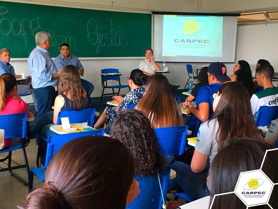 Mesa redonda UFV - Campus Rio Paranaíba