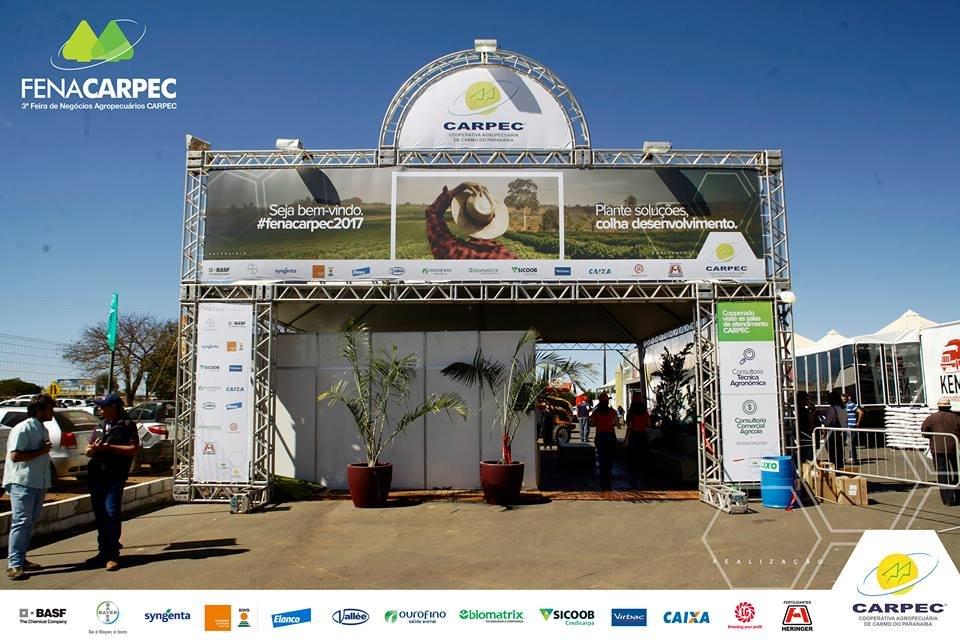 3ª FENACARPEC - Feira de Negócios Agropecuários CARPEC
