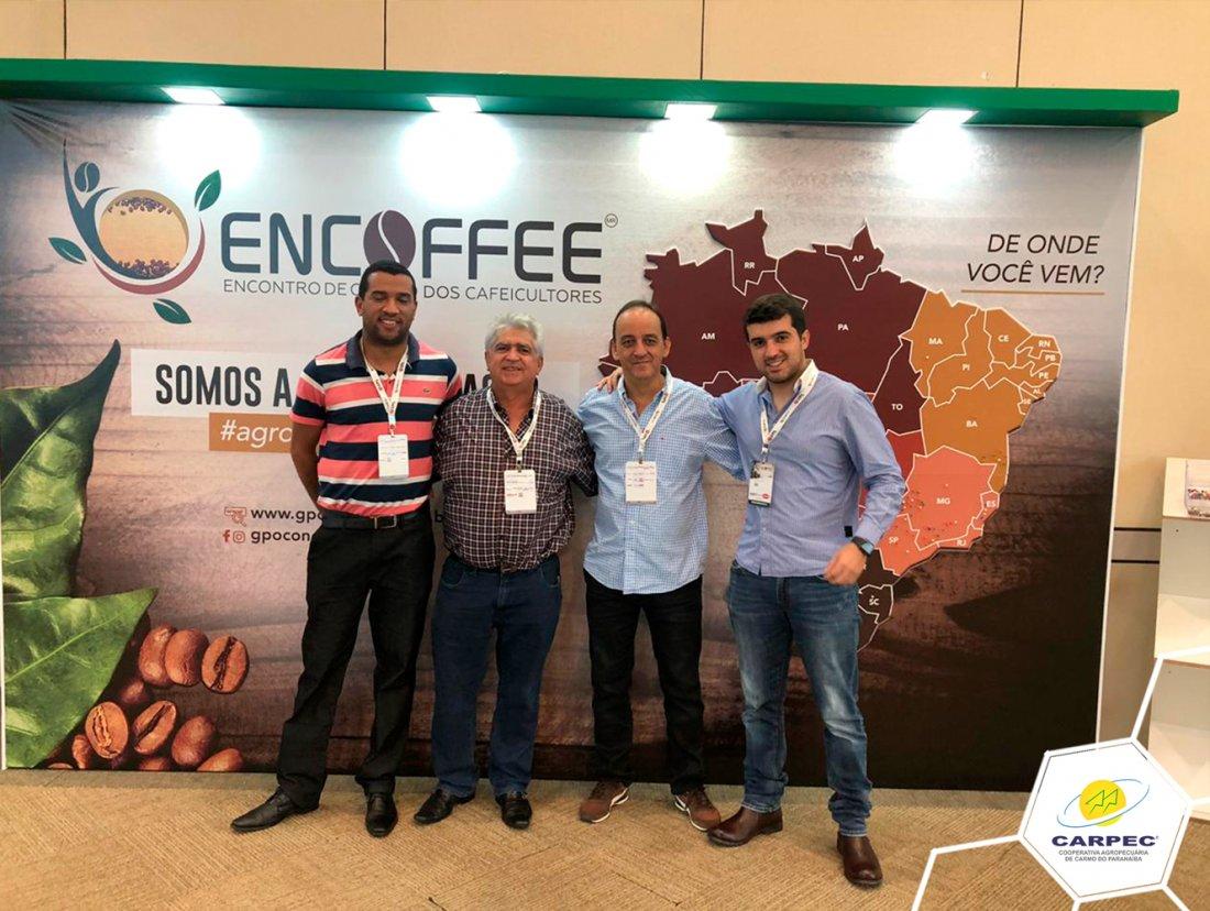 ENCOFFEE - Encontro de Gestão dos Cafeicultores em Uberlândia.