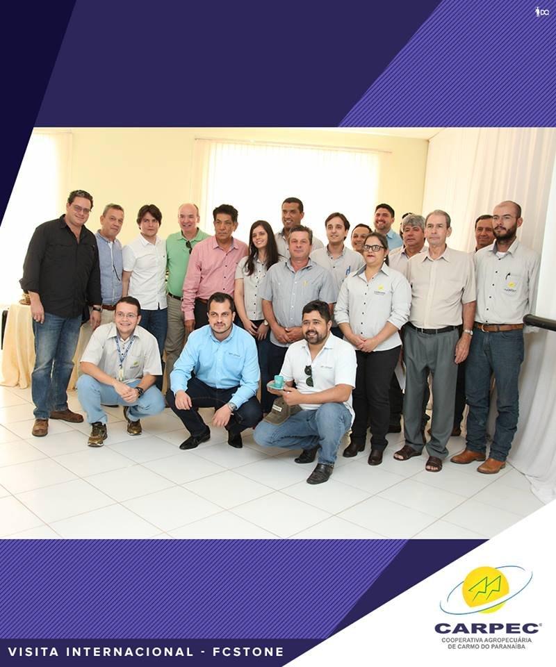 Visita Internacional  FCStone