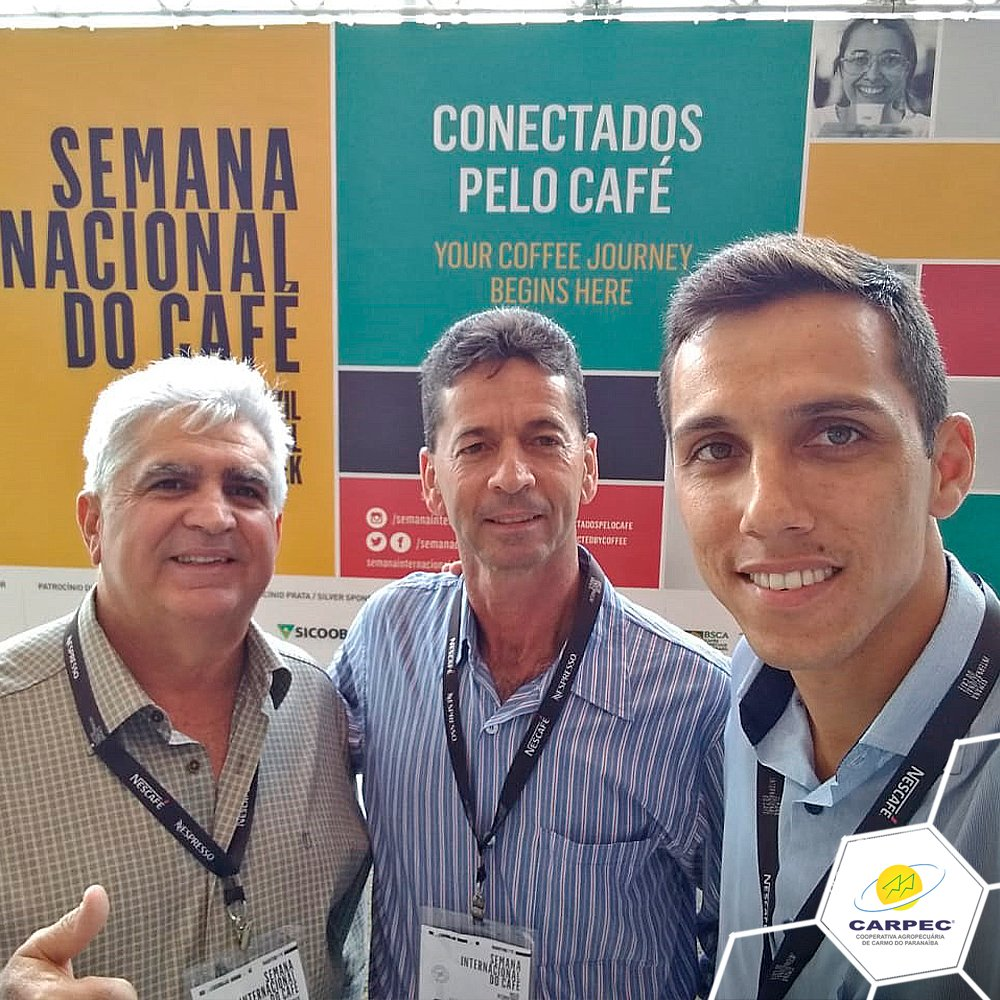 SIC - Semana Internacional do Café na capital mineira.