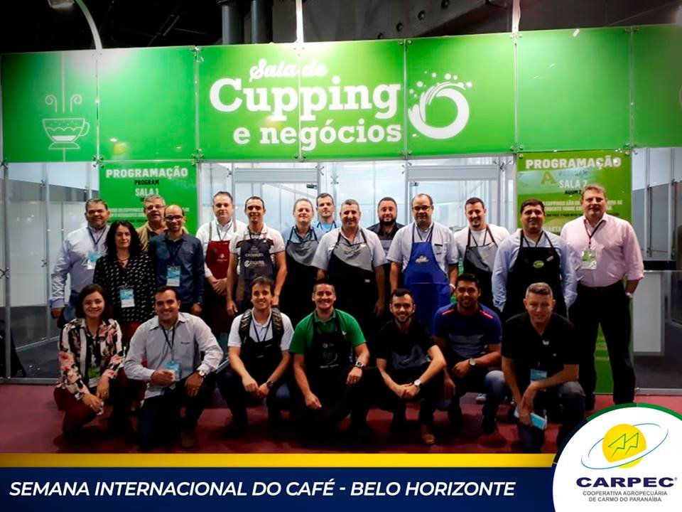Semana Internacional do Café   Expominas - Belo Horizonte