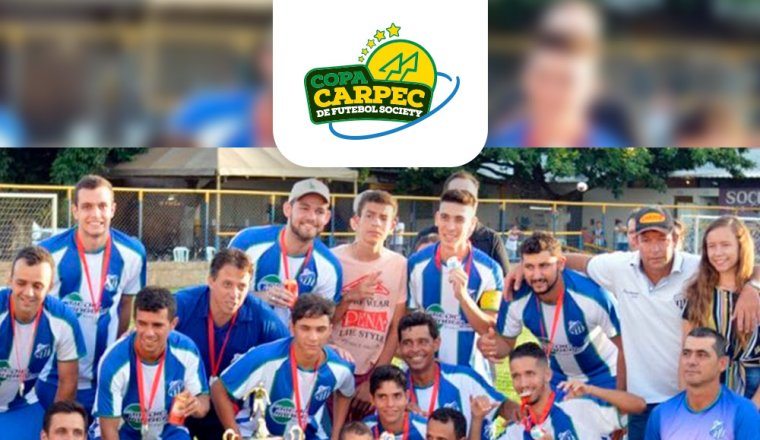 1ª Copa CARPEC de Futebol Society