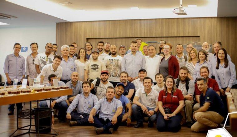 Visita Internacional na CARPEC