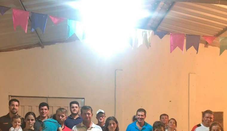 Reunião de Comunidade em Bravinhos